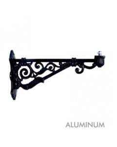 Aluminium Arm streetlight model Villa 52cm
