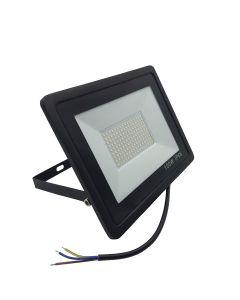 LED Floodlight 100W incl. powercord 30cm