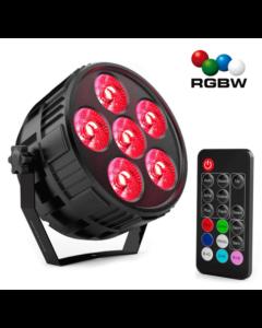 Montana LED Mini PAR Spot RGBW + Remote