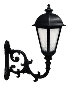 King LED Streetlight with Arm - Aluminium voor E27